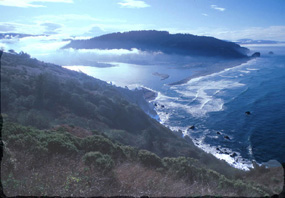 Klamath River mouth