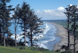 Crescent Beach Overlook