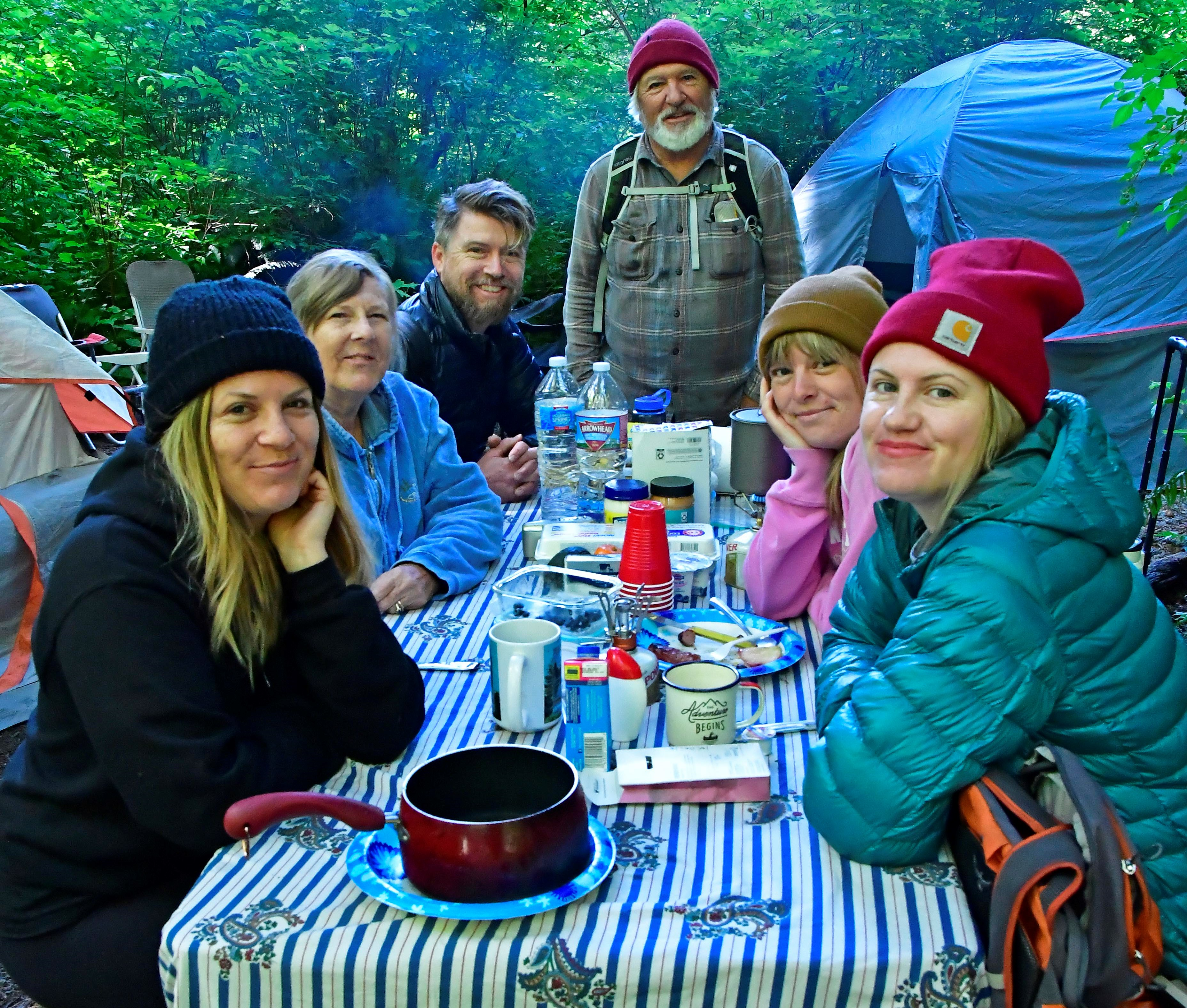 Camping Options - Redwood National and State Parks (U S