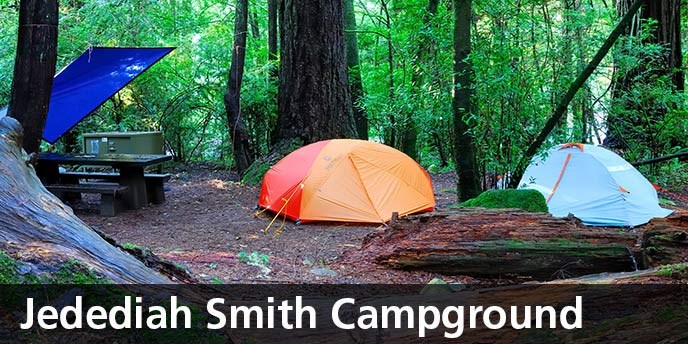 Developed Campgrounds - Redwood National and State Parks