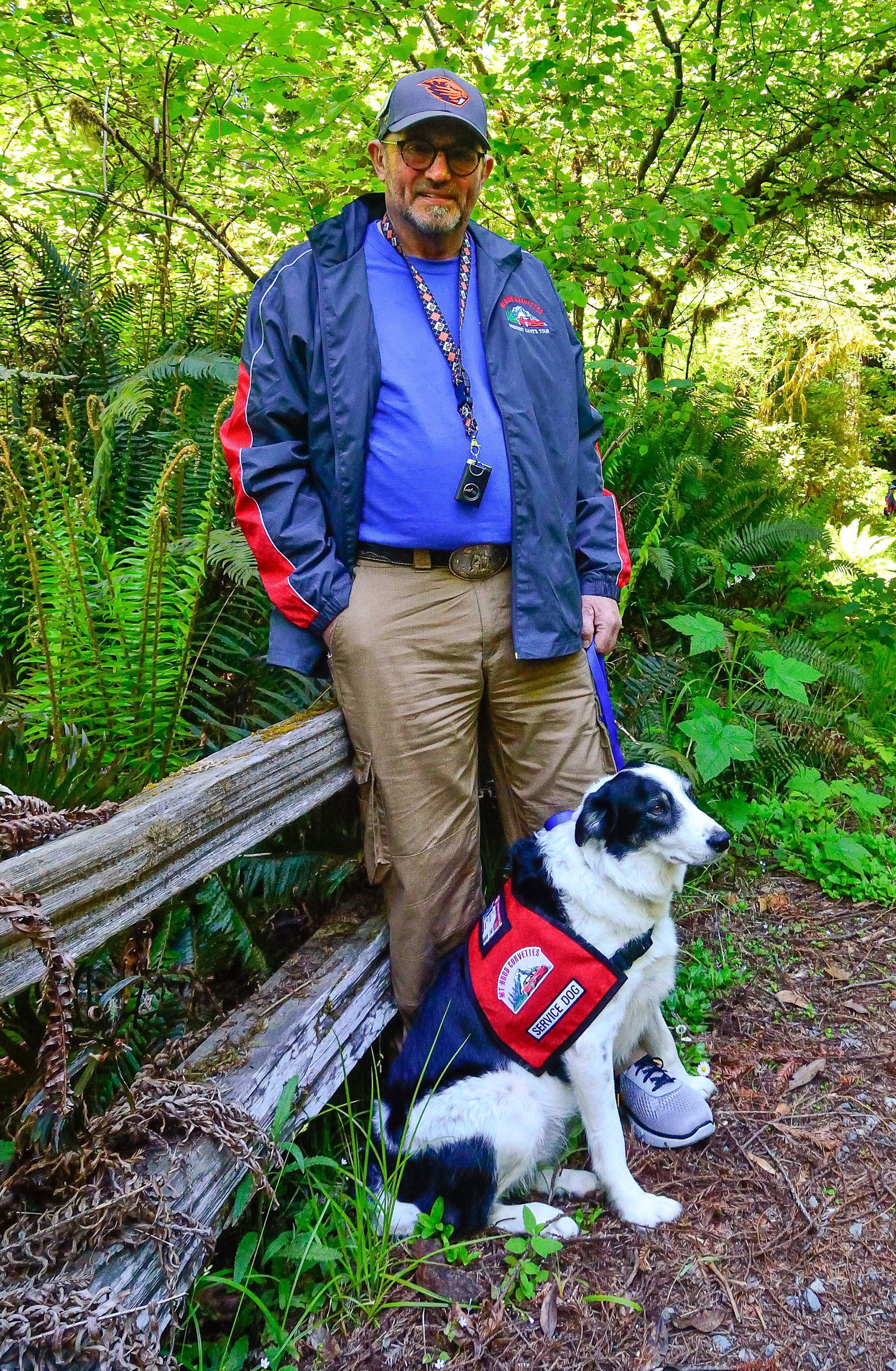 Pets Please Follow The Rules Of Bark Redwood National And State