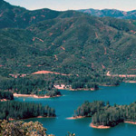 Islands at Whiskeytown National Recreation Area