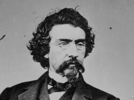 Photo of Mathew Brady