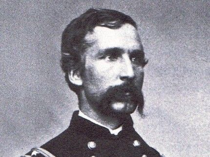 Photo of Joshua Chamberlain