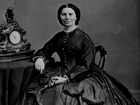 Photograph of Clara Barton