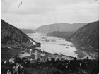 Historic photgraph of Harpers Ferry