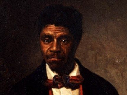 Painting of Dred Scott