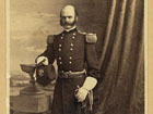 Photograph of General Ambrose Burnside