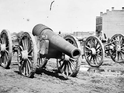 Photo of cannon