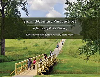 Cover: Second-Century Perspectives, 2016 NPSAB Report