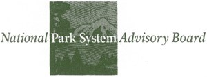 National Park System Advisory Board Logo Dark Green