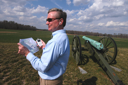 Take a tour of Malvern Hill using our new podcast.