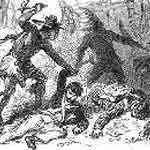 Native-Americans fighting