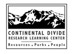 Continental Divide Research Learning Center Logo.