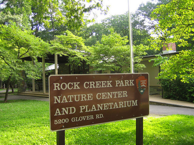 how to get to rock creek park