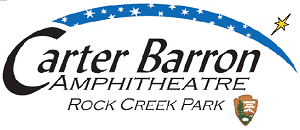 Carter Barron Amphitheatre, Rock Creek Park logo