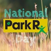 National Park Rx day logo