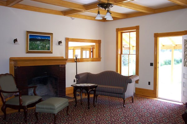 a photo of McGraw Ranch living room