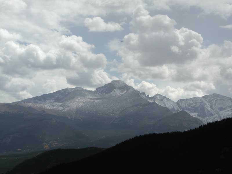 a photo of Longs Peak