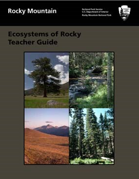 Ecosystems of Rocky Teacher Guide Cover