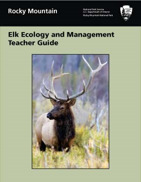 Elk Ecology and Management Teacher Guide Cover