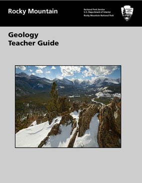 Geology Teacher Guide Cover