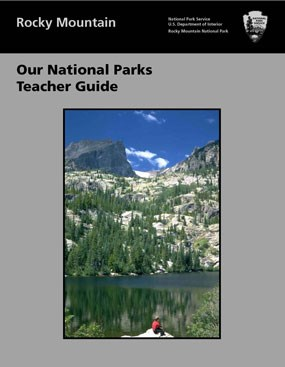 Our National Parks Teacher Guide Cover