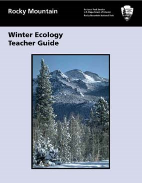 Winter Ecology Teacher Guide Cover