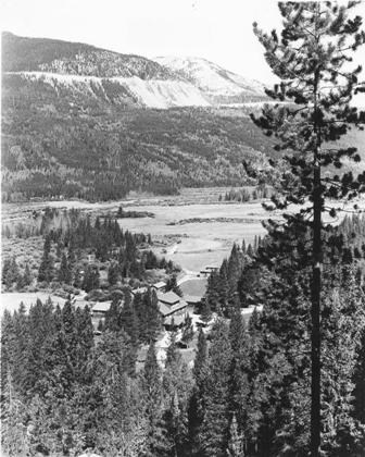 View of Never Summer Ranch