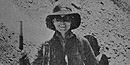 a photo of Elizabeth Burnell, the nation's first female nature guide