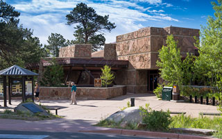 Beaver Meadows Visitor Center