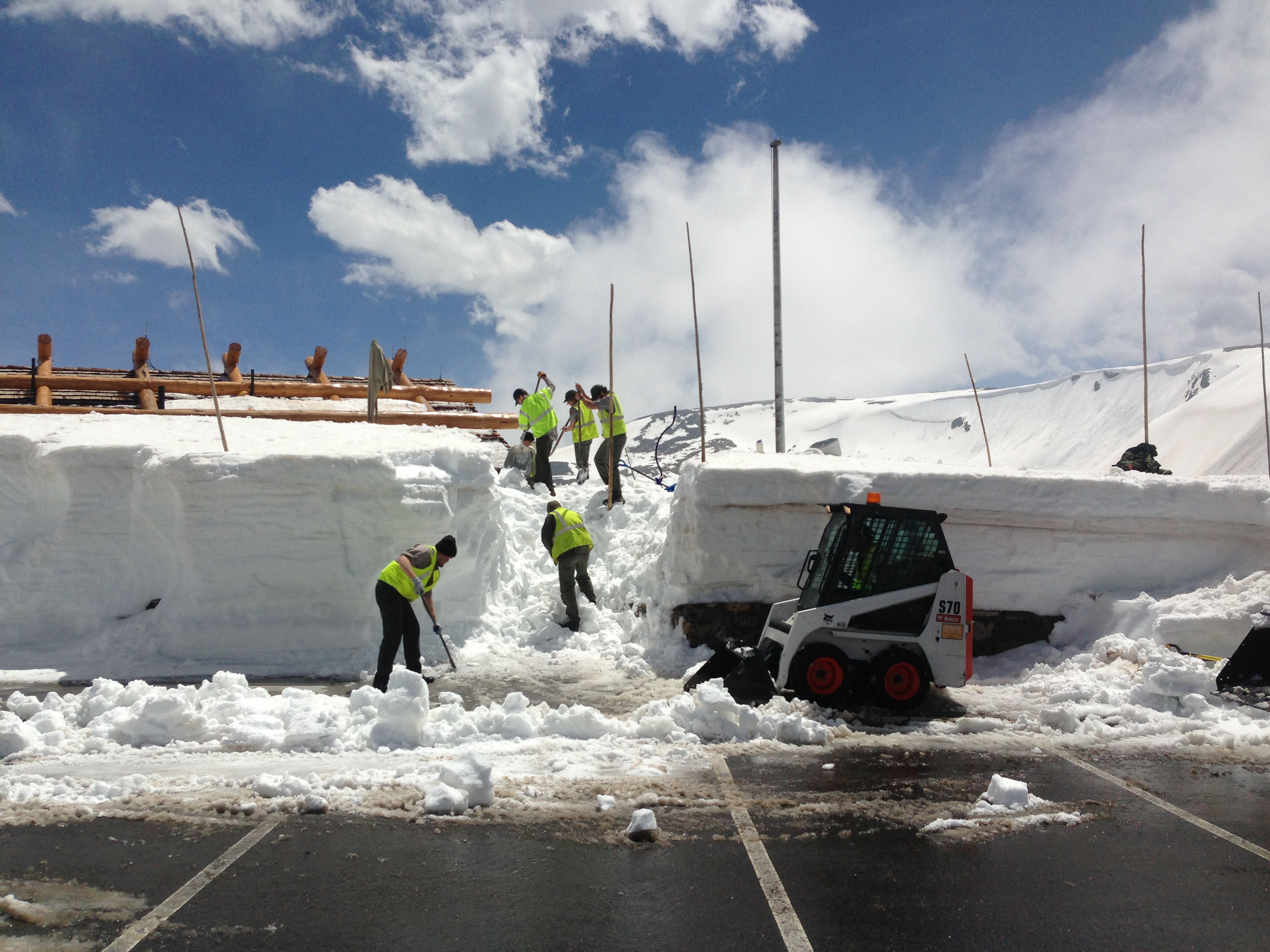 Trail Ridge Road Will Open Today For The Season Rocky