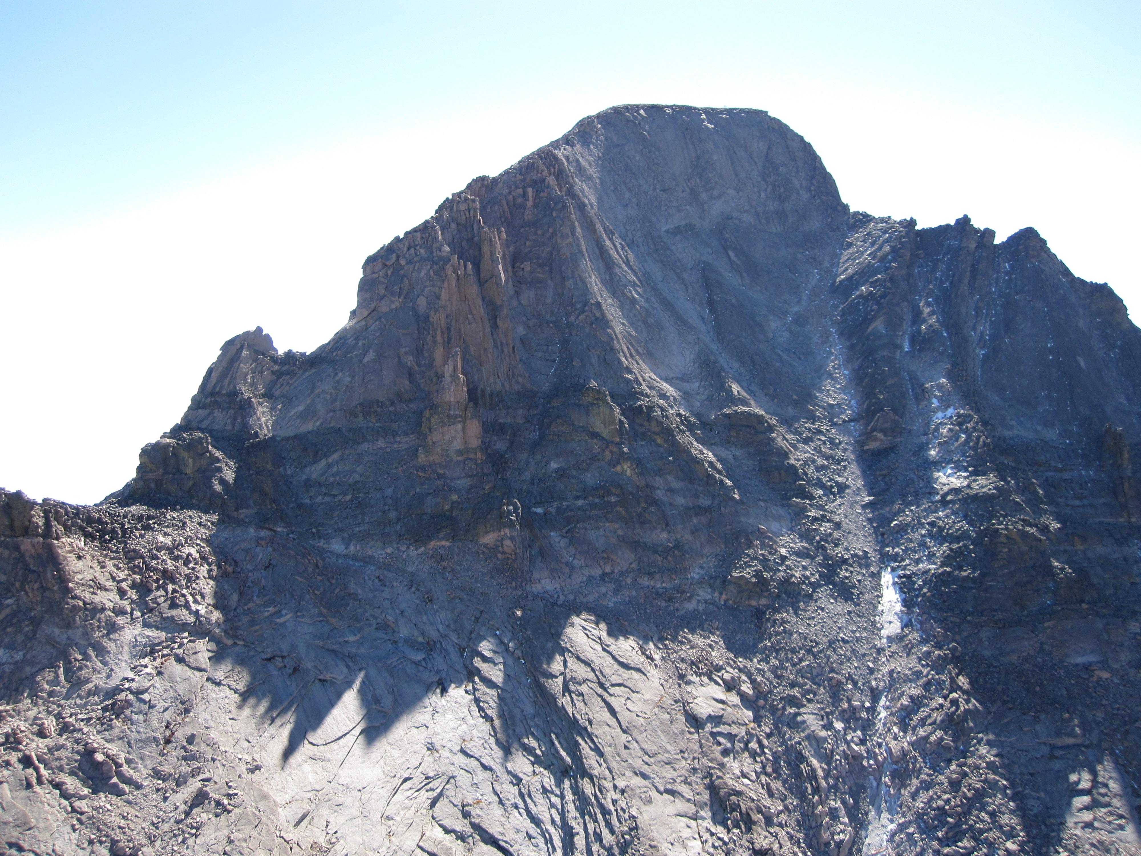 Special Thursday Evening Program Climbing Longs Peak