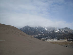 Photo Great Sand Dunes National Park