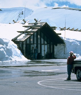 a photo of Alpine Visitor Center