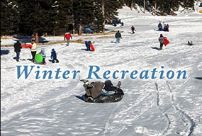Photo Winter Recreation Podcast icon