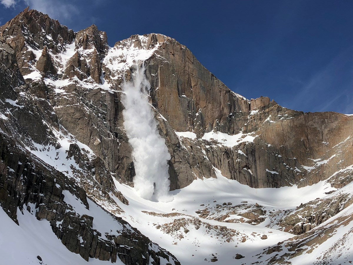 Longs Peak - Rocky Mountain National Park (U.S. National ...