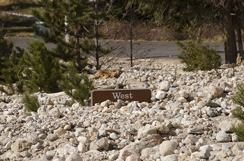 Sign at Alluvial Fan 350X231