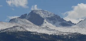 Photo Longs Peak
