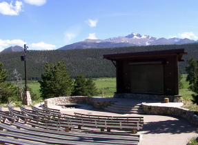 Campground Amphitheater