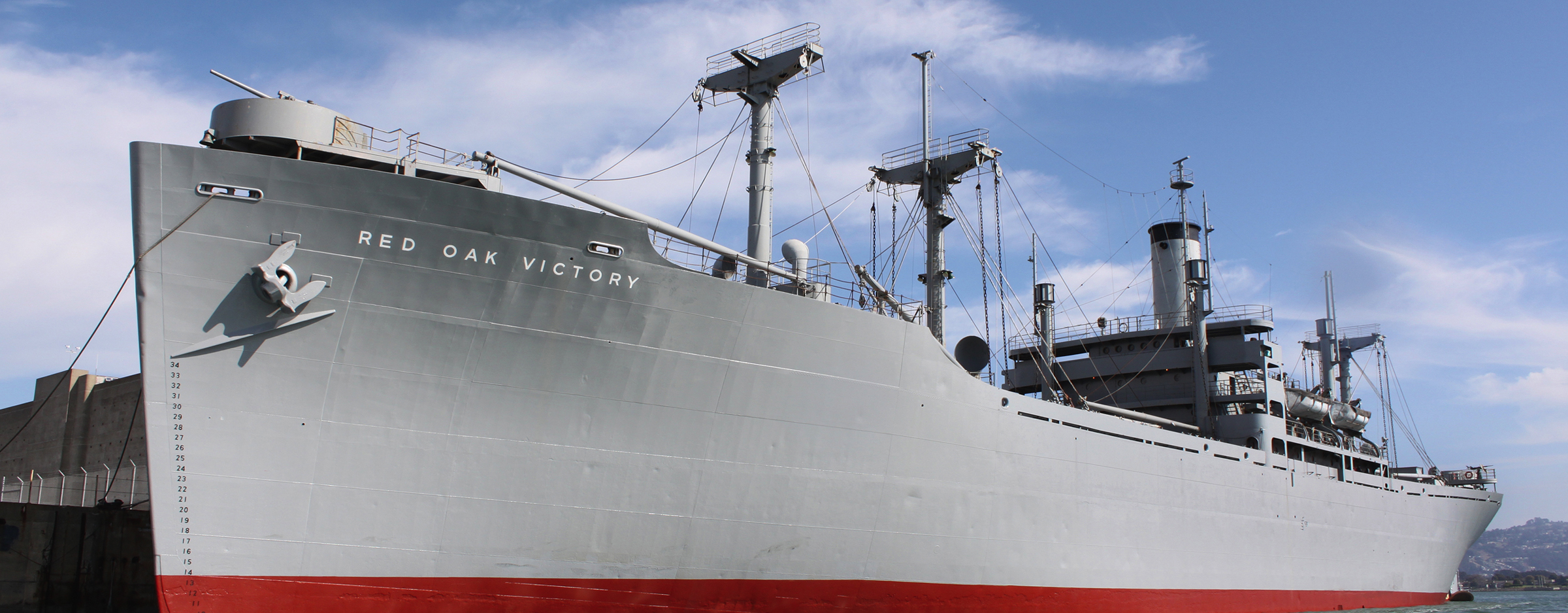 Red Oak Victory Ship 1
