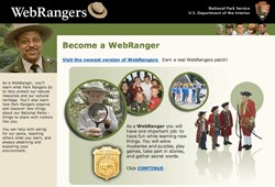 WebRanger screen shot