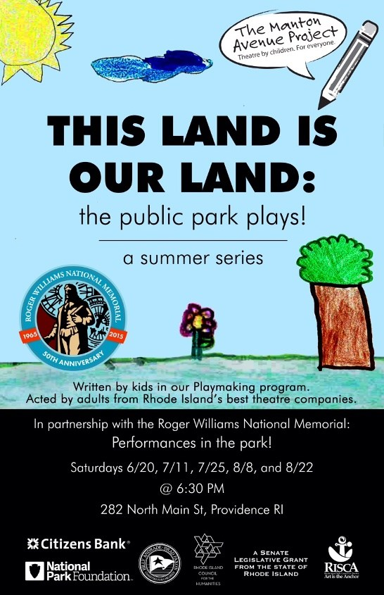 This Land Is Our Land poster