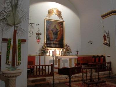 Mission Nuestra Se 241 Ora De La Pur 237 Sima Concepci 243 N De Acu 241 A