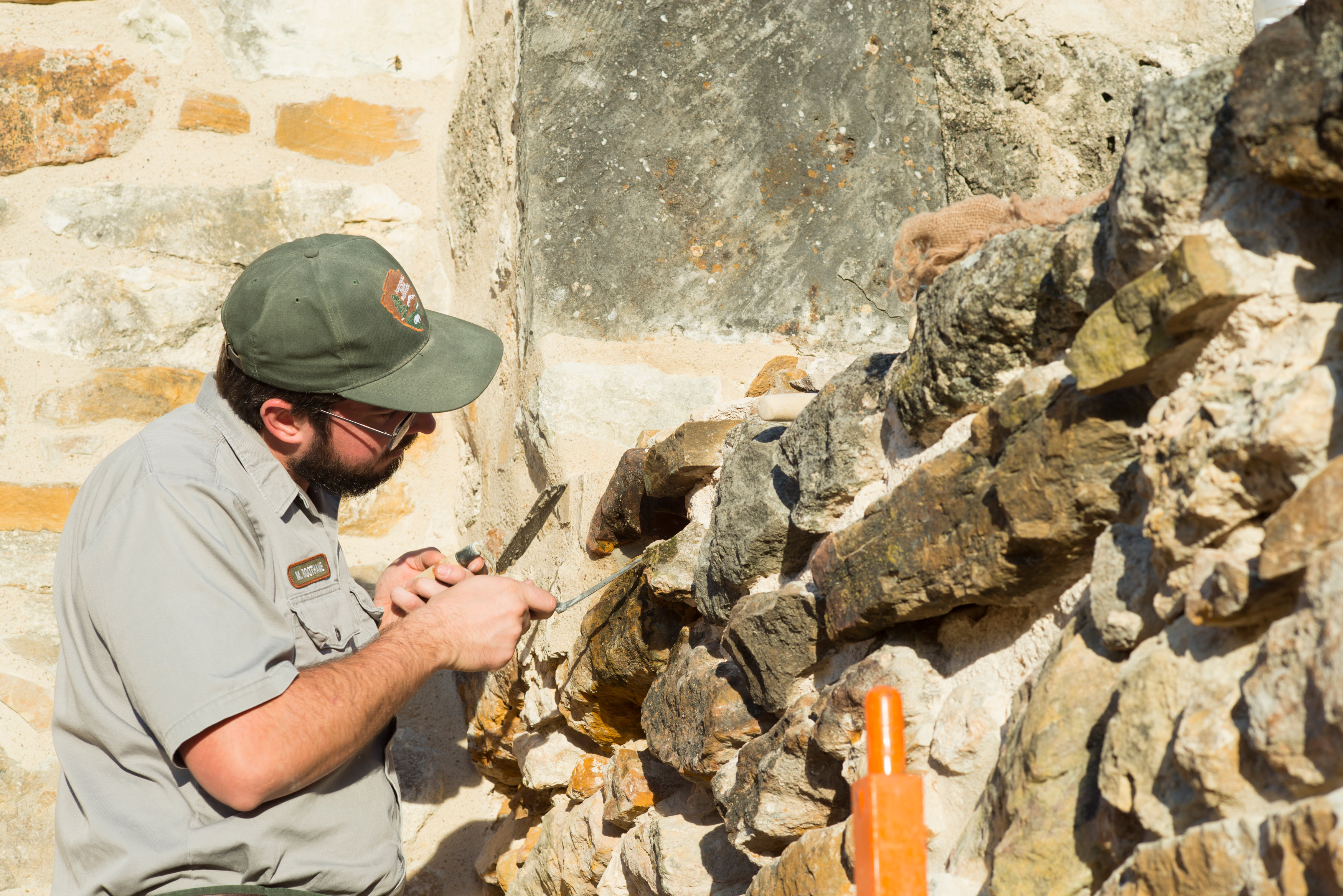 National Park Service Announces Centennial Challenge Project To Reduce The Maintenance Backlog On Historic Masonry San Antonio Missions National Historical Park U S National Park Service