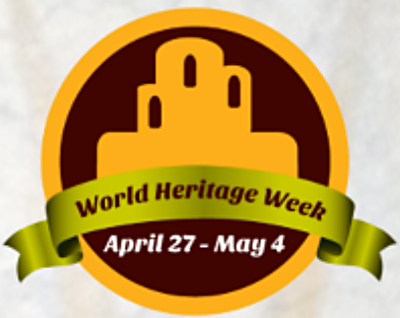 World Heritage Week is April 28-May 4