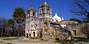 Mission Concepción at San Antonio Missions National Historical Park