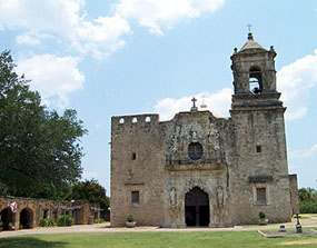 Mission San José's Church