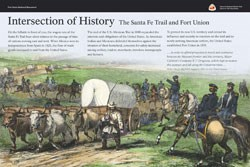 "thumbnail of ""Intersection of History"" exhibit panel"