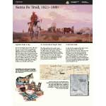 Thumbnail image of the Santa Fe Trail exhibit.